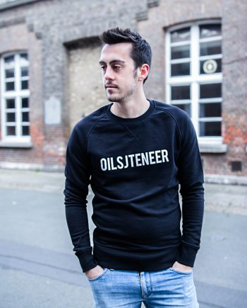 sweater dialect zwart man